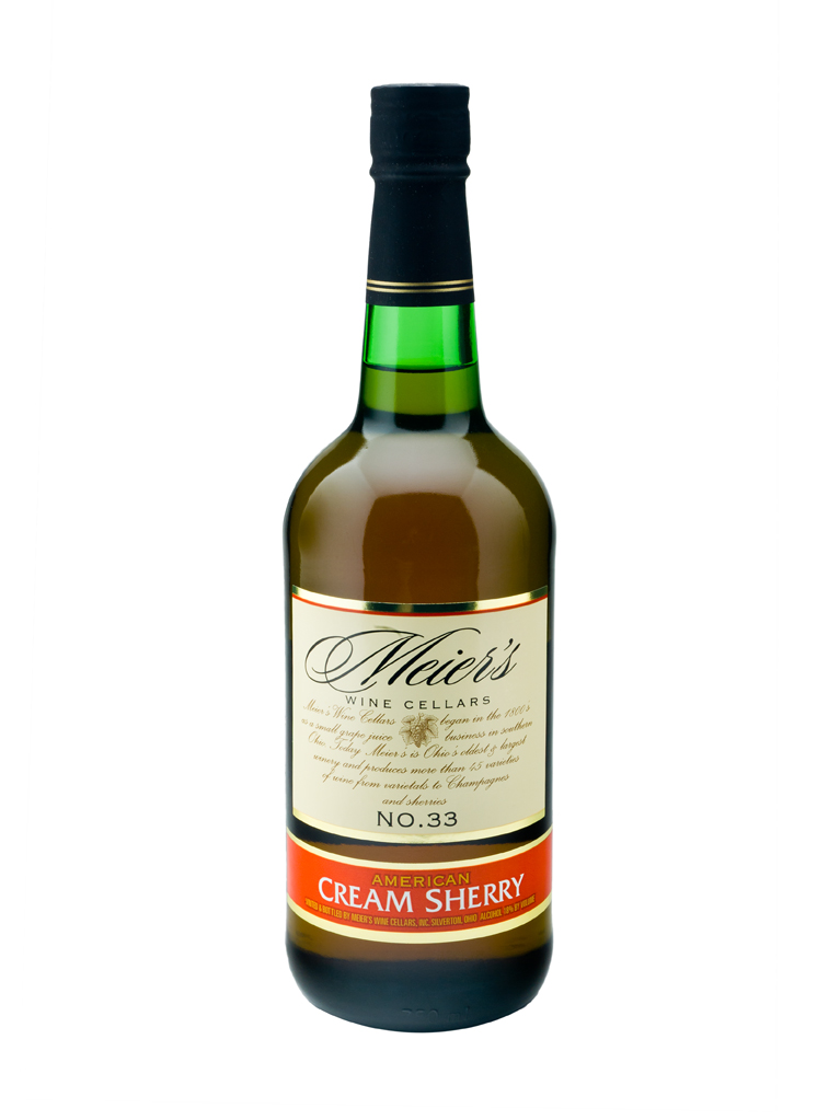 Meiers Dessert Sherry 33 For Only 7 09 In Online Liquor