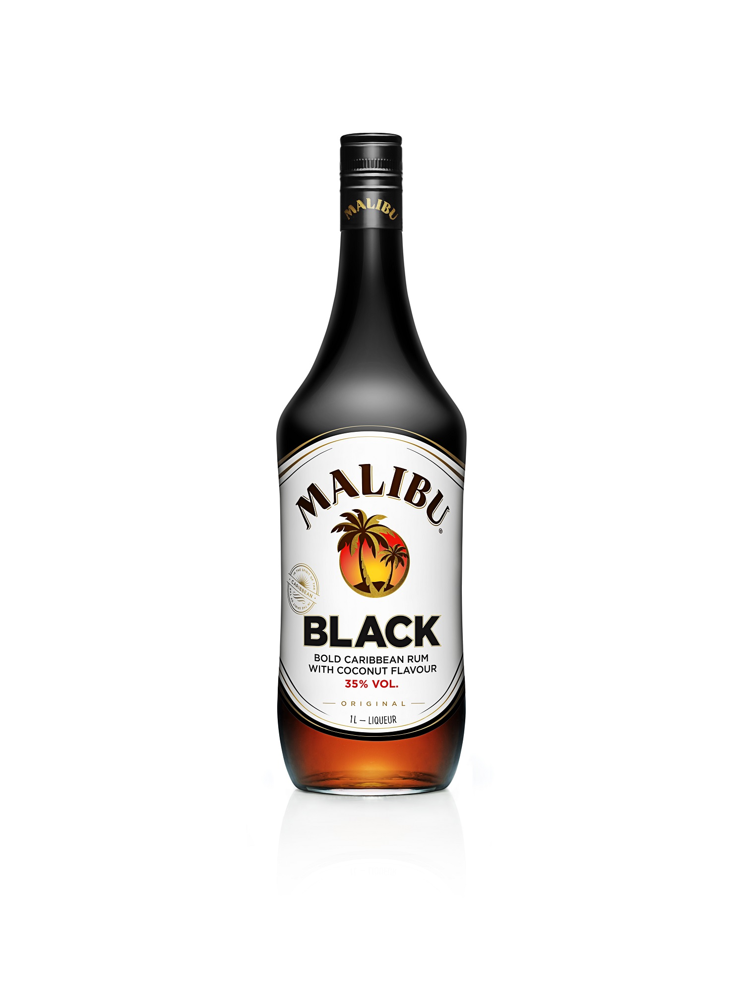 Malibu Black Rum Ltr For Only 17 99 In Online Liquor Store
