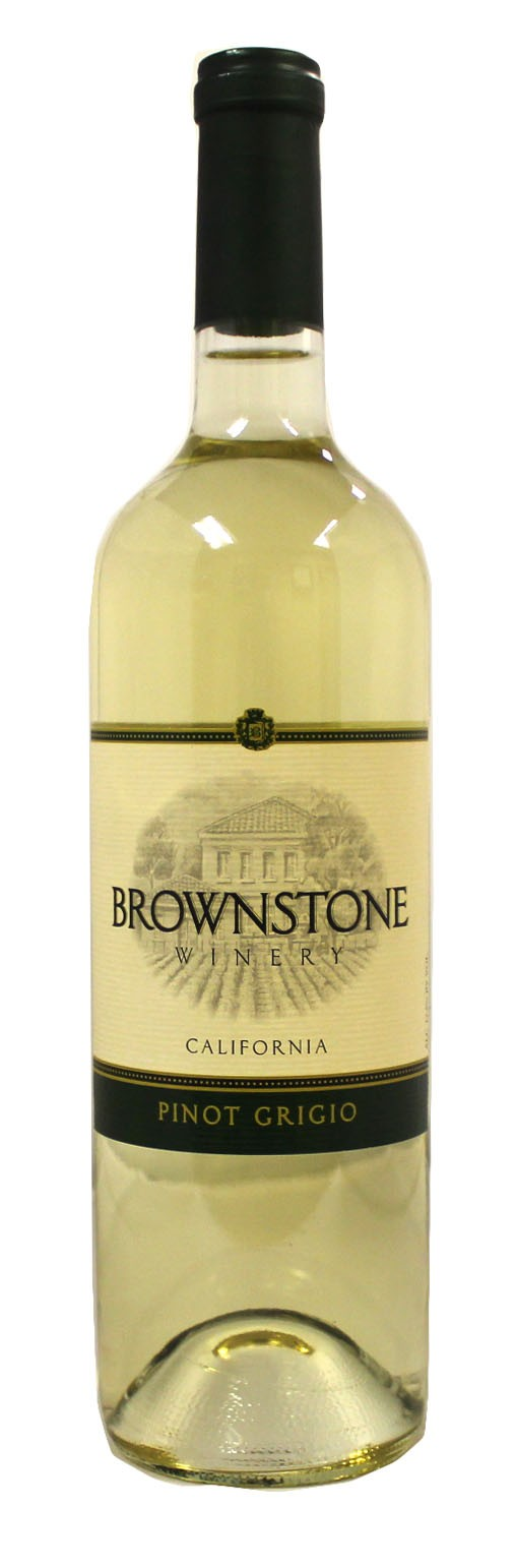 brownstone pinot grigio for only in online liquor store