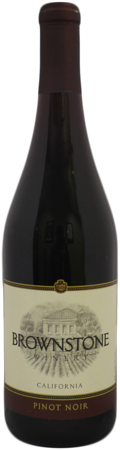 Brownstone pinot noir for only in online liquor store for Brownstone liquidators