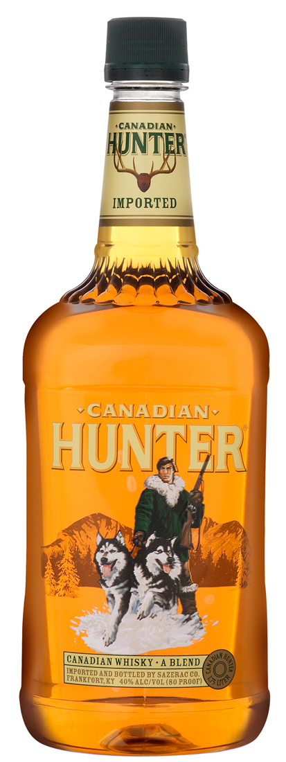 Canadian Hunter Whiskey Ltr For Only 11 99 In Online