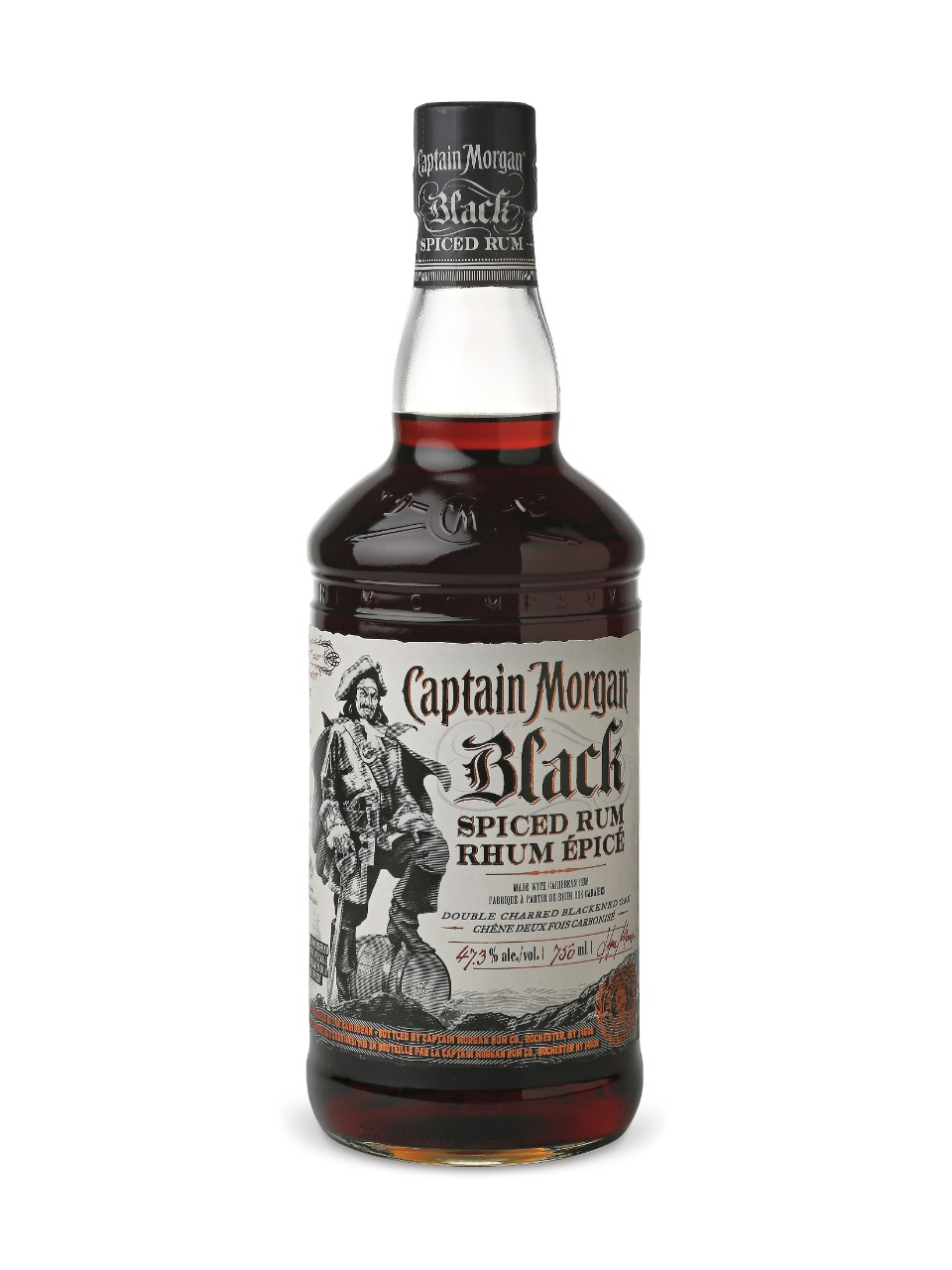 Captain Morgan Black Rum 750 For Only 18 99 In Online
