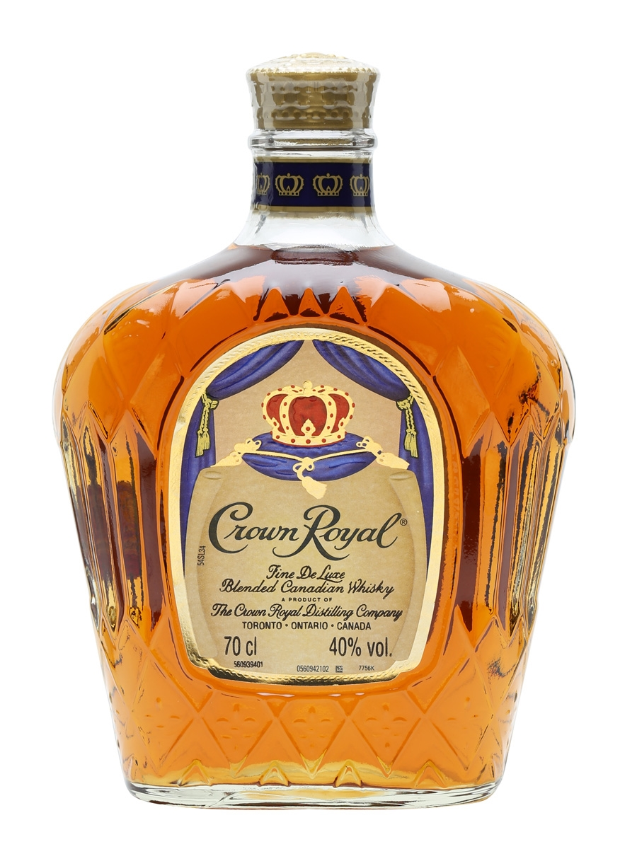 Whisky Crown Royal