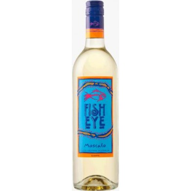 Fish eye moscato for only in online liquor store for Fish eye wine