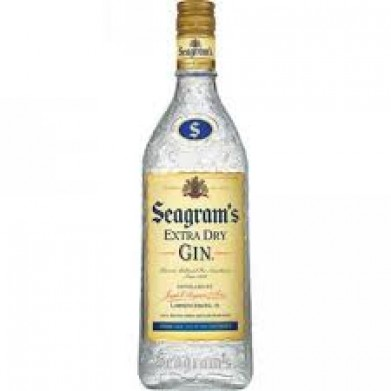 seagrams gin 750 for only in online liquor store. Black Bedroom Furniture Sets. Home Design Ideas