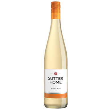 SUTTER HOME MOSCATO For Only 579 In Online Liquor Store