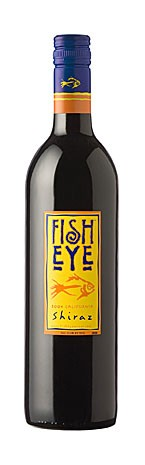 Fish eye shiraz for only in online liquor store for Fish eye wine