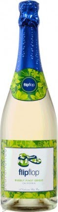 Flip flop bubble pinot grigio for only in online for Fish eye pinot grigio