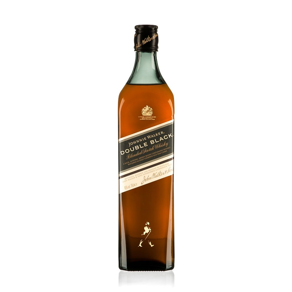 JOHNNIE WALKER DOUBLE BLACK .750 For Only $42.99 In Online