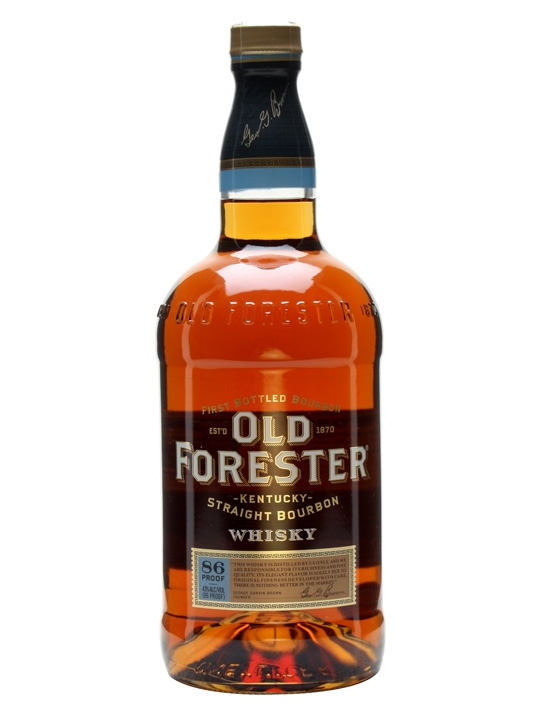 Old Forester 86 Proof Bourbon Whiskey 750 For Only 17 49