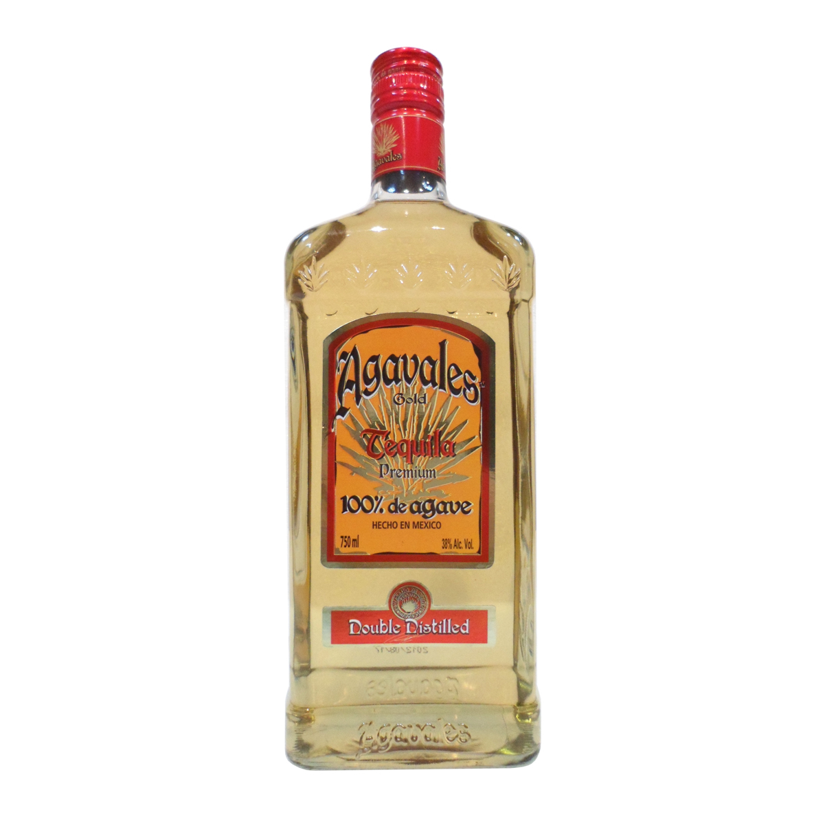 Agavales Gold Tequila Ltr For Only 14 99 In Online Liquor