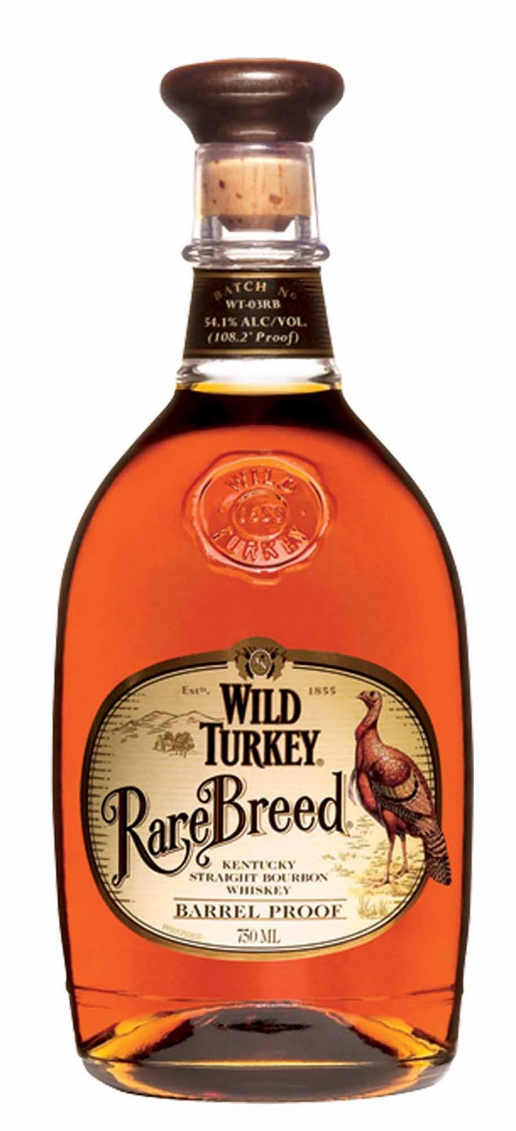 Wild Turkey Rare Breed Bourbon Whiskey 750 For Only 35